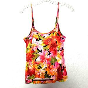 NEW! Chico's Carnival Essential Tank - 1 / M
